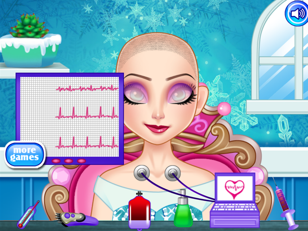 Frozen Ice Elsa Doctor Apl Android Di Google Play