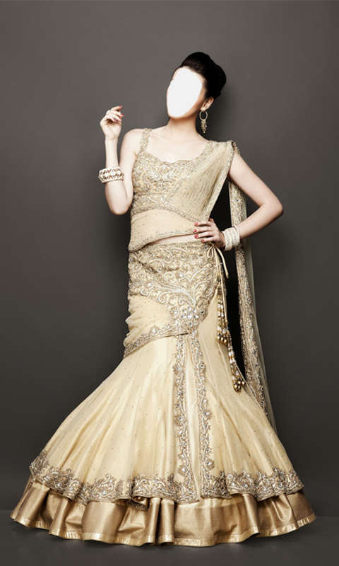 Indian Wedding Dresses Screenshot