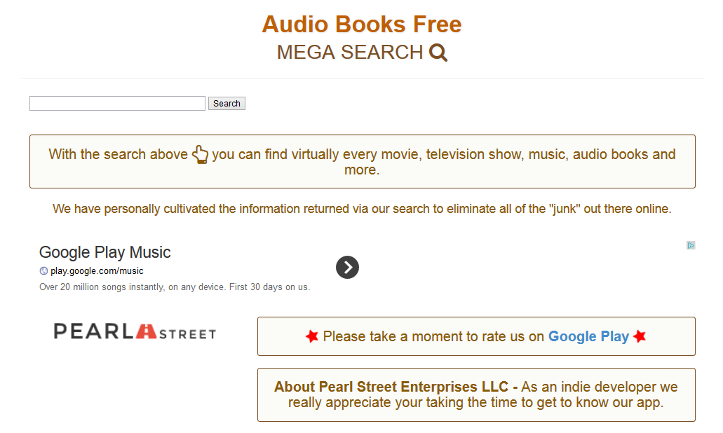 how to add audiobooks to google books