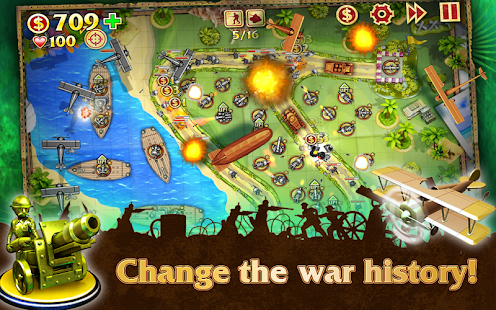 Toy Defense - TD Strategy Screenshot 16