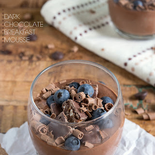 Breakfast Chocolate Mousse
