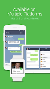 Download LINE: Free Calls & Messages For PC Windows and Mac apk screenshot 4