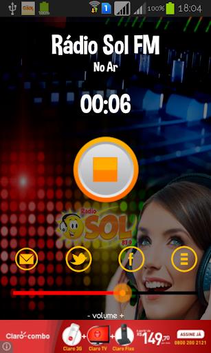 Rádio Sol FM - Solonópole CE