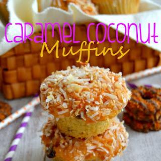 Caramel Coconut Muffins