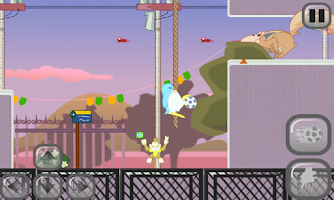 Screenshot of The legend of Romarinho