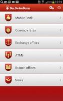 Screenshot of BSB Bank