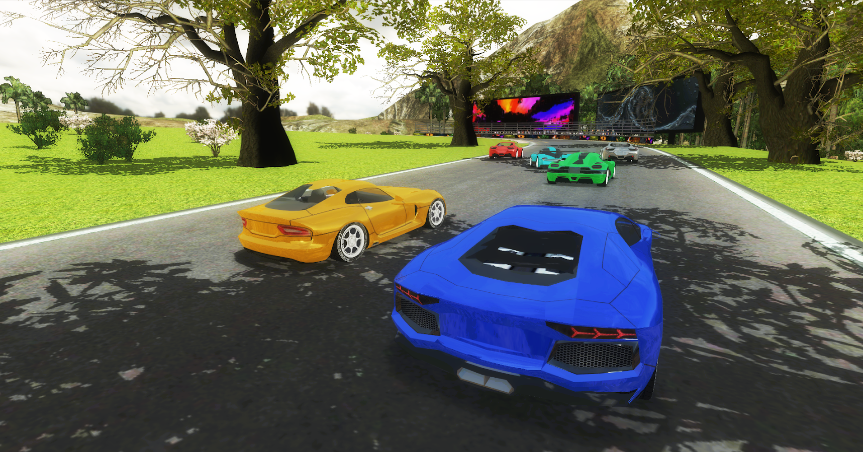 Sixth Gear 2- screenshot