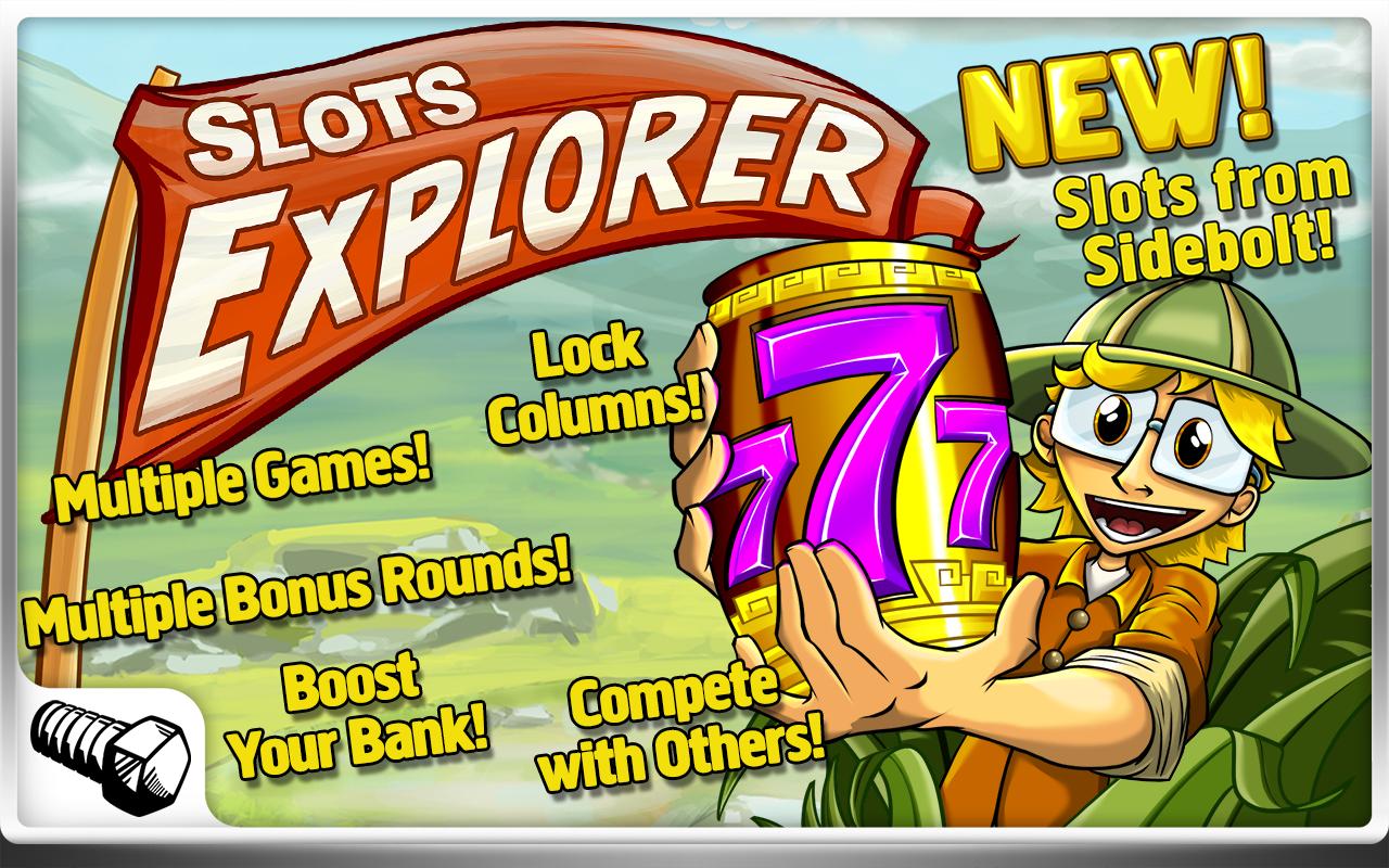 slots explorer