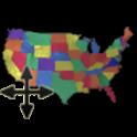 US States Trivia Match logo