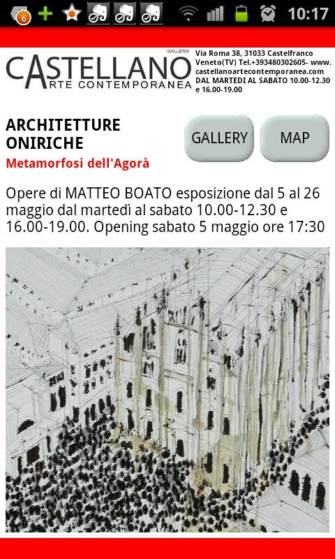 Mostra Boato Castelfranco - screenshot