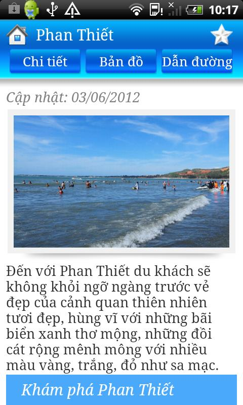 Du Lich Viet - screenshot