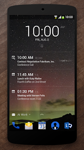 Next Lock Screen - screenshot thumbnail