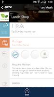 Screenshot of Perx - Mobile Loyalty Cards