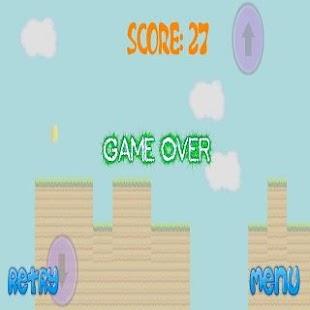 Crazy Runner 2D screenshot