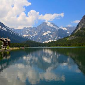 by Matt Padgett - Landscapes Mountains & Hills