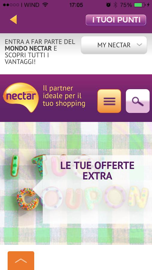 Nectar - screenshot