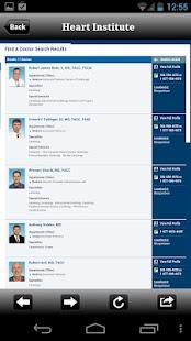 WVU Urgent Care- screenshot thumbnail