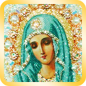 Virgin Mary Live Wallpaper