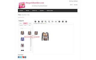 Screenshot of Hergunbikombin.com