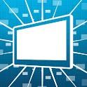 Intel smart TV logo