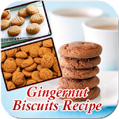 Gingernut Biscuits Recipe