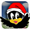 Duck Hunt Christmas icon