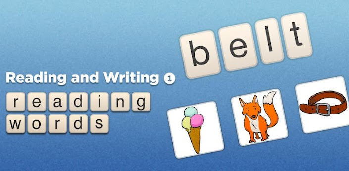 Read and Write 1-Reading Words 1.1.0