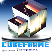 CubeFrame 3D Cube Photo Viewer