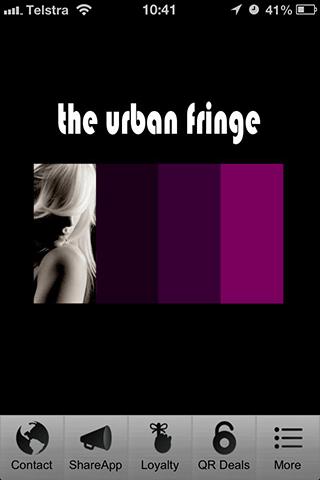 The Urban Fringe