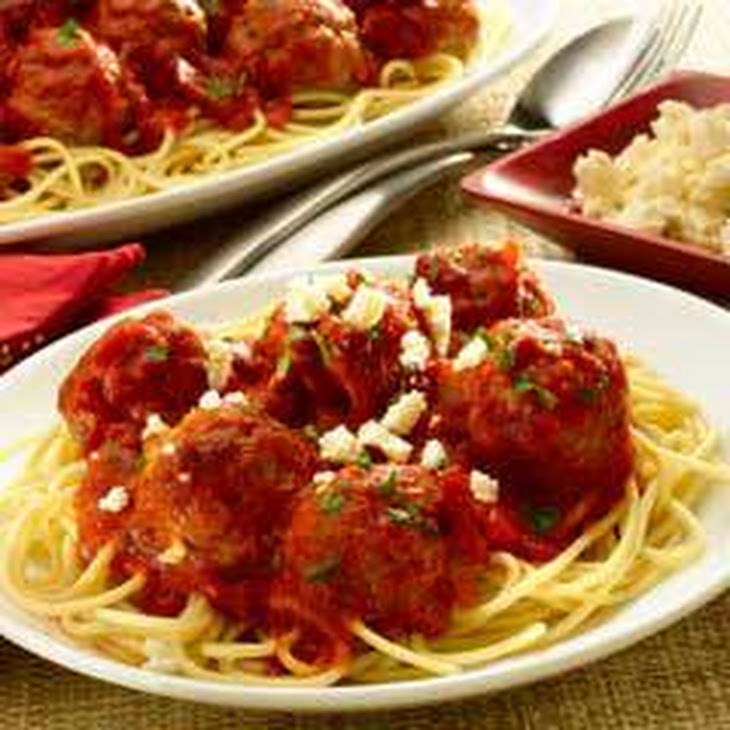 Smokey Spaghetti & Meatballs Recipe