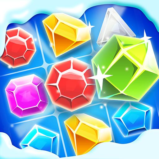 钻石粉碎 休閒 App LOGO-硬是要APP