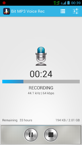 Bit MP3 Voice Recorder Full