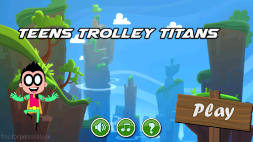 Teen trolley titans