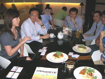 5月26日貴婦奈奈&維基百科wikimania
