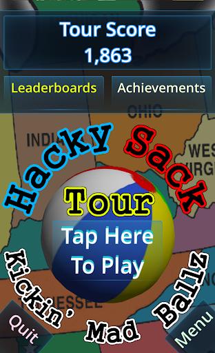Hacky Sack Tour