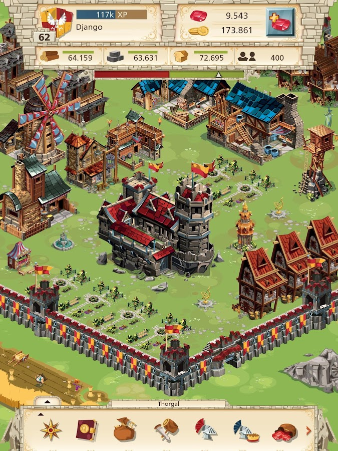 best game apps android