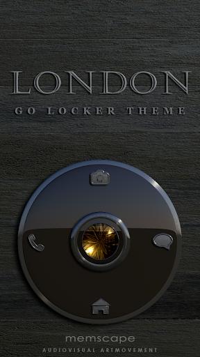 GO Locker LONDON Theme