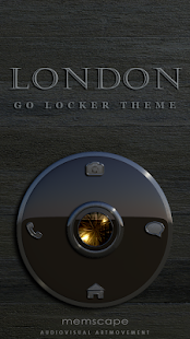 GO Locker LONDON Theme