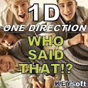One Direction Quotes QUIZ logo