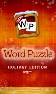 Word Puzzle Holiday- screenshot thumbnail