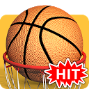 Basketball Hit mobile app icon