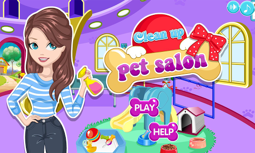 Clean Up Pet Salon