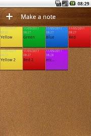 Pinched Notes HD Screenshot 7
