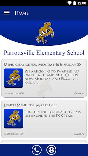 Parrottsville Elementary