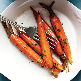 Glazed Baby Carrots Recipe