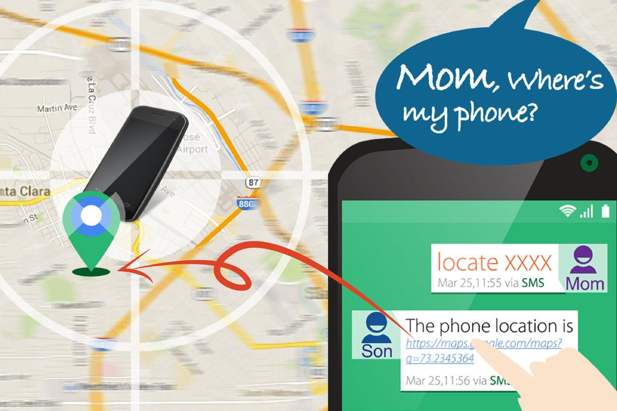 Phone How To Track My Android Phone From Computer anti theft find my phone android apps on google play screenshot