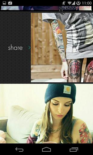 【免費攝影App】InkedGirls-APP點子
