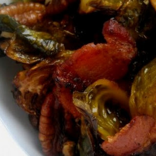 Bacon Pecan Brussel Sprouts