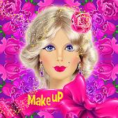 Princess Model Makeup & Dress!