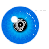 Robot HUD : Futuristic vision